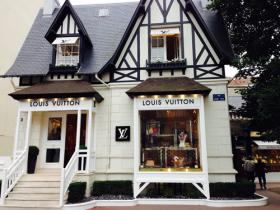Boutique in the beautiful city - Deauville, France